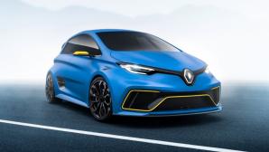 Renault Zoe e-Sport Concept©Renault