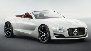 Bentley EXP 12 SPEED 6e Concept©Bentley