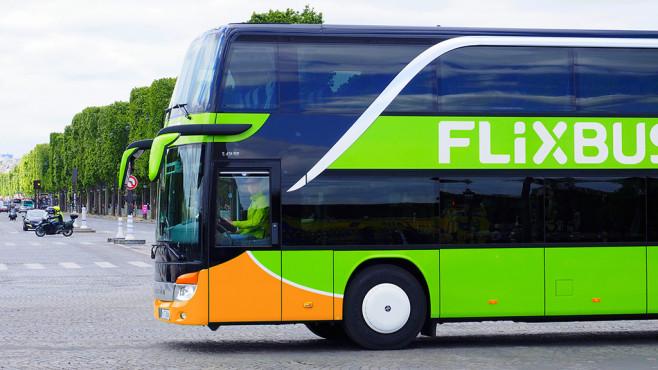 Flixbus: Google Maps©Flixbus