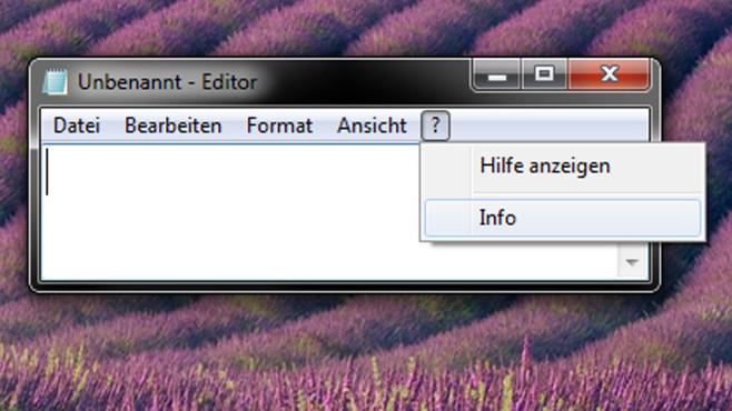 Windows-Versionsnummer anzeigen ©COMPUTER BILD