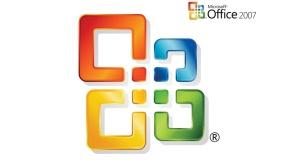 Microsoft Office 2007 Logo©Microsoft