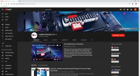 YouTube Dark Theme für Chrome