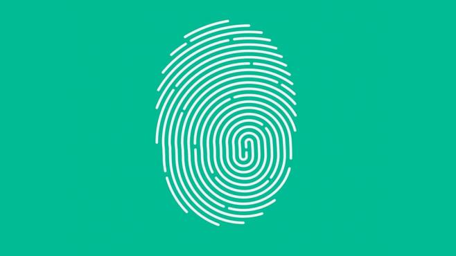 Fingerabdruck: App©Samsung