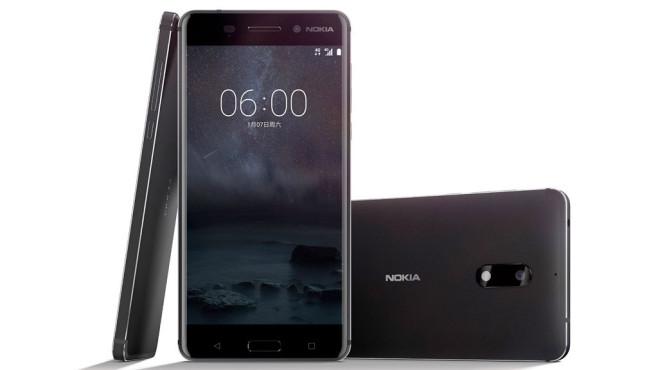 Nokia 6: Smartphone©Nokia