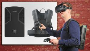 Zotac VR Go Backpack PC©istock.com/keport, Zotac, COMPUTER BILD