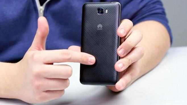 Huawei Y6 II Compact: Wie gut ist das Aldi-Angebot? XXX©COMPUTER BILD