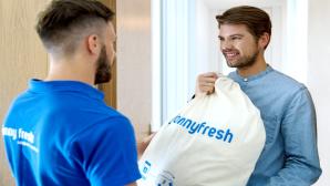 Start-up wäscht Kleidung©jonnyfresh