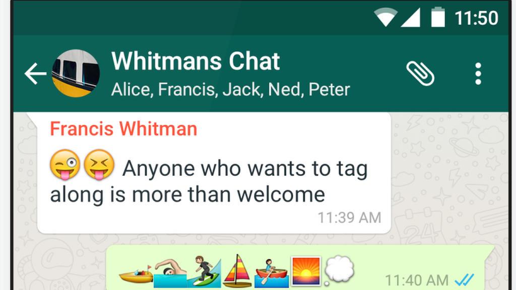 Neuer Whatsapp Kettenbrief