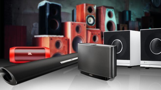 Die große Audio-Kaufberatung©@xiaoping / gettyimages, teufel, Sonos, JBL, Philips