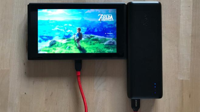 Konsole: Nintendo Switch©COMPUTER BILD / Udo Lewalter