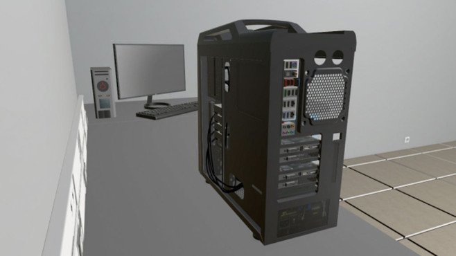 PC Building Simulator © Claudiu