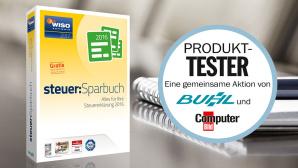 Buhl WISO Steuersparbuch testen©mariakraynova - Fotolia.com, Buhl