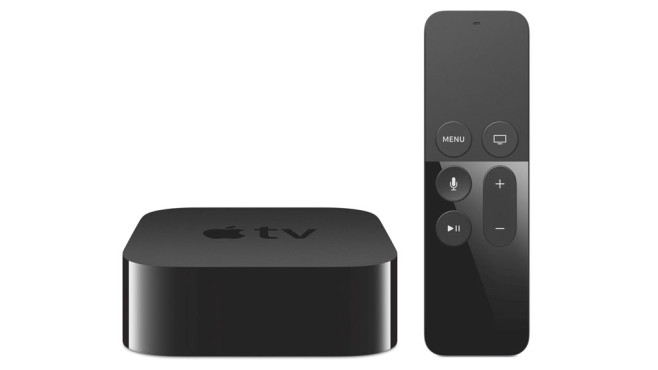 Apple TV: Box©Apple