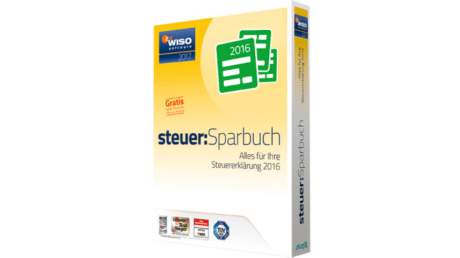 WISO Steuersparbuch 2016 © Buhl