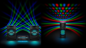 Sony MHC-V50D & SHAKE-X30D©Sony