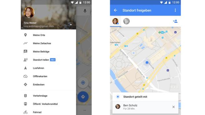 Google Maps©Google