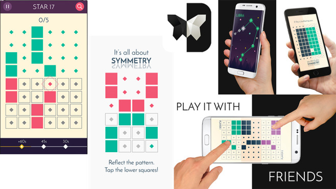Symmetry – Path to Perfection ©Platonic Games