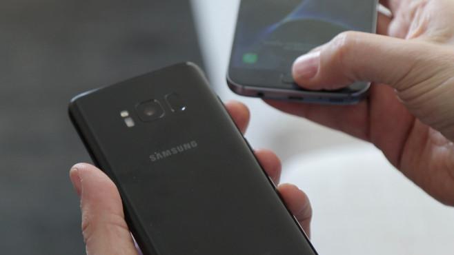 Samsung Galaxy S8©COMPUTER BILD
