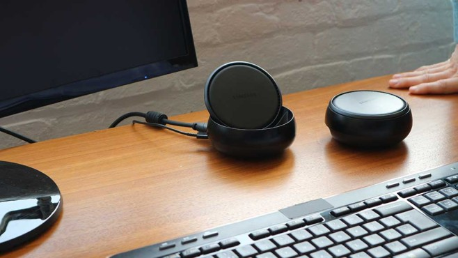 Samsung DeX Station © Computerbild