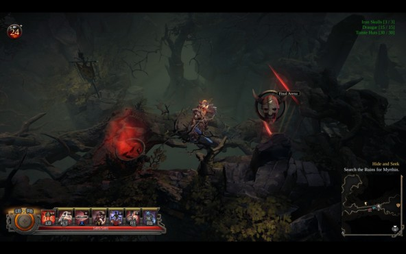 Screenshot: Vikings - Wolves of Midgard©Games Farm/Kalypso