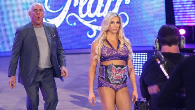 Charlotte Flair © WWE