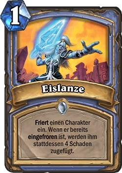 Eislanze © Blizzard