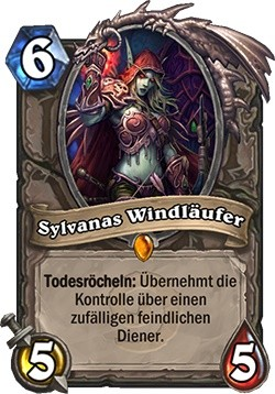 Sylvanas Windläufer © Blizzard