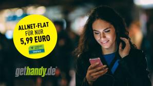 Gethandy verkauft aktuell einen Smartphone-Tarif im LTE-Netz von O2 für 5,99 Euro pro Monat©istock.com/filadendron, Gethandy, Mobilcom-Debitel, Telefonica