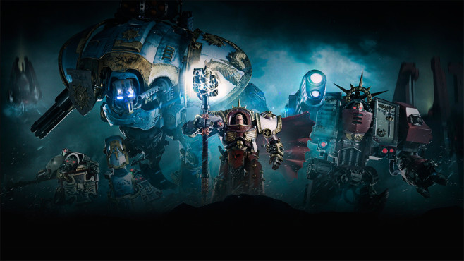 Warhammer 40.000 – Dawn of War 3 © Sega