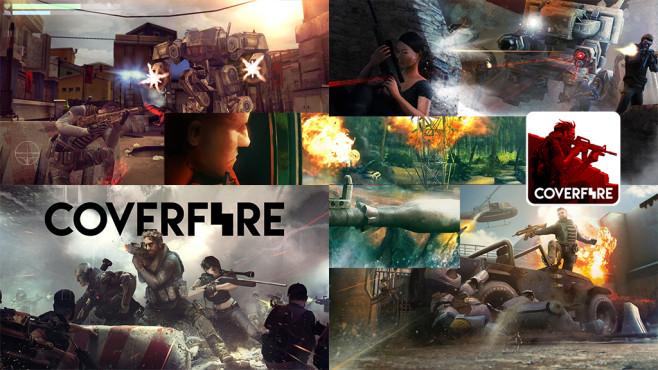 Cover Fire ©Genera Games