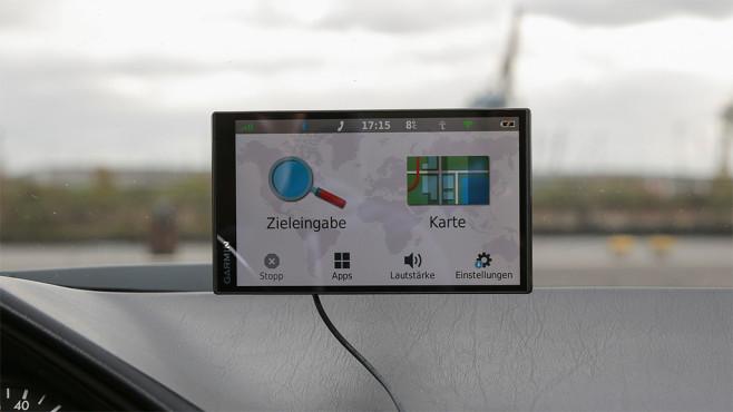 Garmin Drive Smart 61 ©Cornelius Braun, COMPUTER BILD