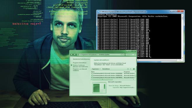Kleine Software-Basis erhöht die Sicherheit ©Microsoft, ©istock.com/Yuri_Arcurs
