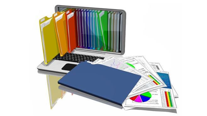 Viele Dateien bremsen das System ©massimo_g – Fotolia.com