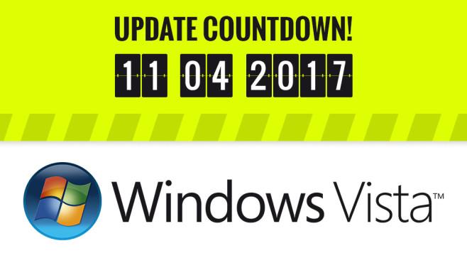 Vista ist Müll ©COMPUTER BILD, Microsoft