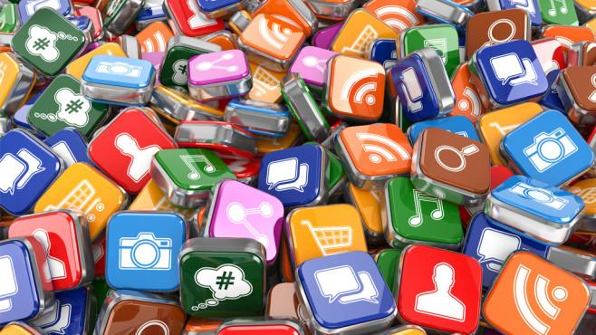 Windows 8 führt die Kacheln ein ©Maksym Yemelyanov - Fotolia.com