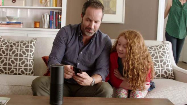 Amazon Echo: Wunder Shopping verknüpft Alexa mit Wunderlist Sparen Sie sich Stift und Papier! Dank des Skills Wunder Shopping führt Alexa nun ihre Einkaufsliste in Wunderlist.©Amazon