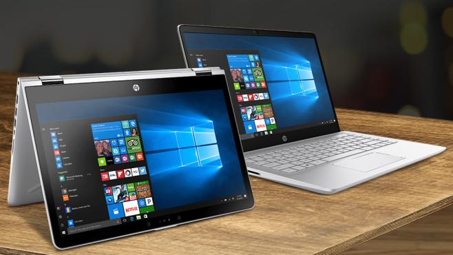HP – so sehen die Pavilion- und x360-Modelle 2017 aus©HP, donatas1205 – Fotolia.com