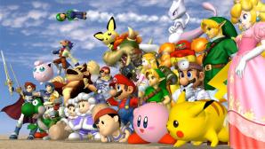 Super Smash Bros. Melee: Helden©Nintendo