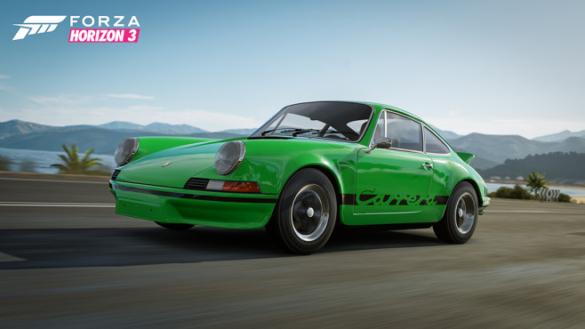 Forza Horizon 3 Porsche©Microsoft / Playground Games
