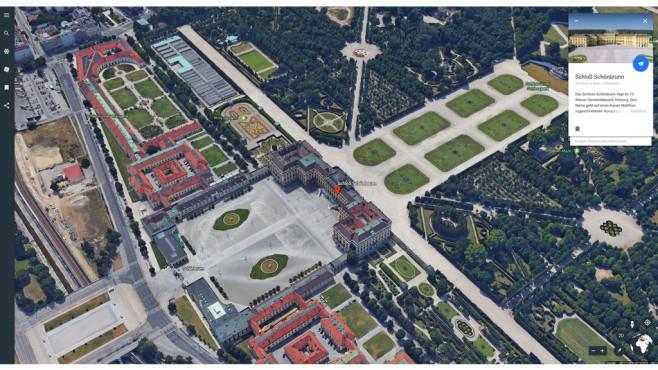 Das neue Google Earth©COMPUTER BILD