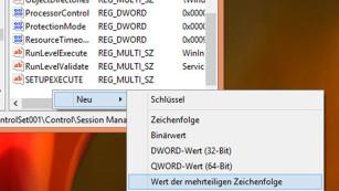 Dateien beim Bootvorgang löschen©COMPUTER BILD