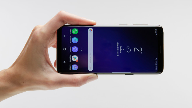 Samsung Galaxy S9: Display © Samsung