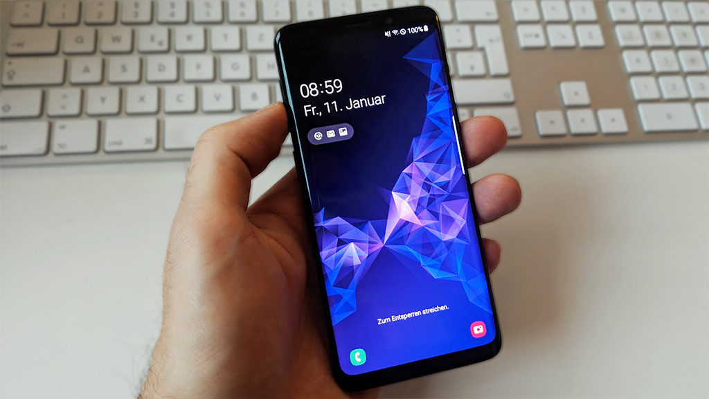 Samsung Galaxy S9 Test One Ui Und Android Pie Computer Bild