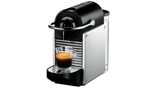 DeLonghi Nespresso Pixie EN 125.S Electric Aluminium ©Saturn