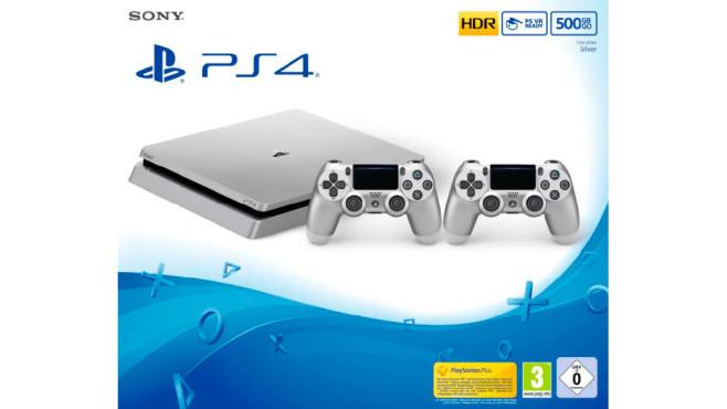 Sony PlayStation 4 (PS4) Slim ©Saturn