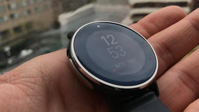 Acer Leap Ware: Fitness-Uhr mit Pulssensor vorgestellt Im Produktvideo ist zu sehen: Die Acer Leap Ware hat einen Pulssensor an Bord.©COMPUTER BILD