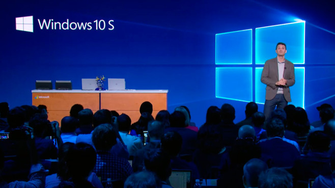 Windows 10 S: Das Cloud-Windows im Überblick © Microsoft