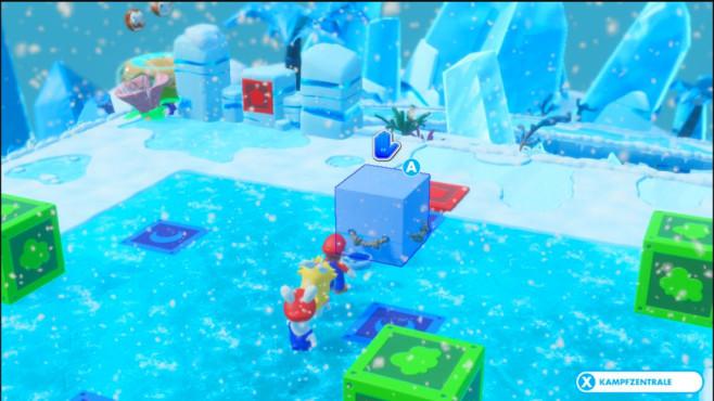 Mario + Rabbids Kingdom Battle©Nintendo / Ubisoft