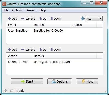 Screenshot 1 - Shutter Portable