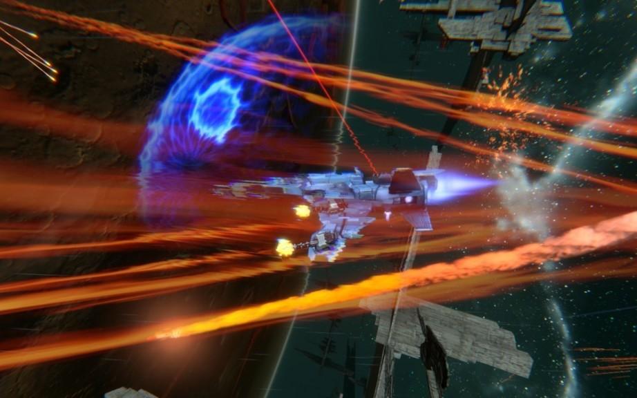 Screenshot 1 - Star Conflict